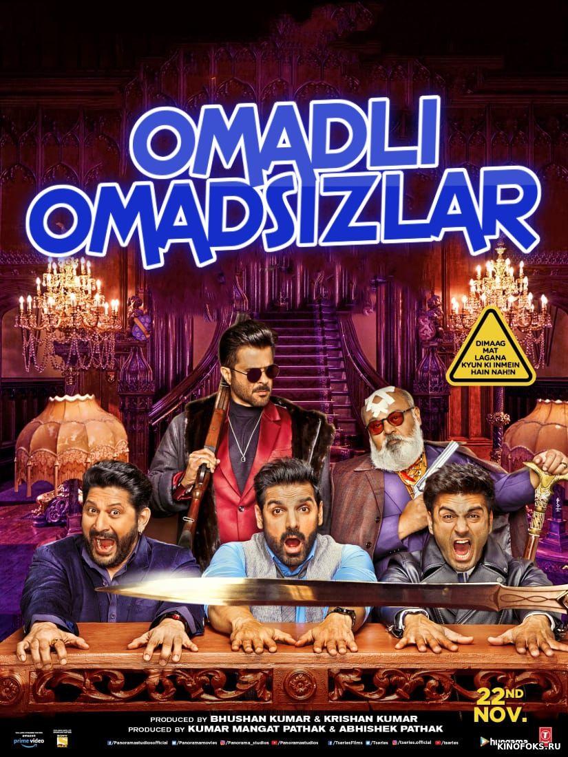 Omadli omadsizlar Hind kino Uzbek tilida 2019 kino HD